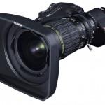 IBC2008: Fujinon stellte die ZA-Reihe, ein neues 23fach- und eine Variante des 88fach-Objektivs vor