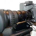IBC2008: Ikegami stellt kompakte HD-Kamera vor