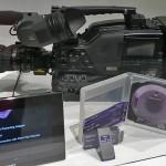 IBC2008: Sony zeigt neuen SxS-Adapter