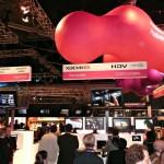 Kein verspäteter Aprilscherz: IBC2009 ohne Sony