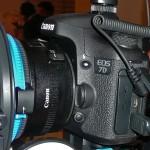 IBC2009: Canon 7D im Videoreport