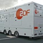 IBC2009: Rundgang durch den ZDF-Ü-Wagen MP4