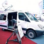 IBC2010: »Compact 5« HD-DSNG