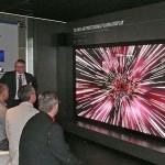 IBC2010: Panasonic will erste Riesen-Plasmas noch in diesem Jahr ausliefern