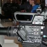 IBC2010: Panasonic zeigt Single-Sensor-Camcorder AF101