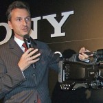 IBC2010: Sony zeigt Prototyp eines Single-Piece-3D-Camcorders