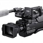 AVCHD-Schultercamcorder HXR-MC2000E von Sony verfügbar
