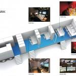 IBC2011: Mediatec-Ü-Wagen im Streamline-Konzept