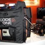IBC2011: Videoübertragung mit Code One