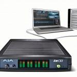 IBC2011: Aja mit Thunderbolt-I/O-Box und DNxHD bei KiPro Mini