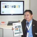 IBC2011: Media Broadcast verbindet Fernsehen und Internet auf neue Weise