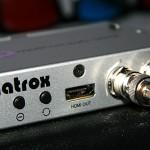 IBC2011: Matrox-Konverter MC-100 für HD-SDI/HDMI