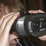 IBC2011: Stereo-3D mit AVCHD-Fernglas von Sony