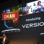 IBC2012: Harris Versio — Channel in a Box