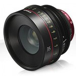 IBC2013: Neue EF-Cine-Festbrennweite von Canon