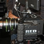 IBC2013-Video: Red mit Global Shutter Mount, Dragon-Upgrade, Redcine-X