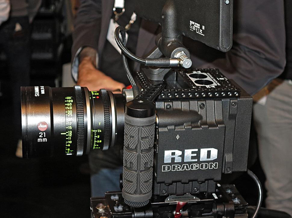 Mit diesen Kameras werden Netflix-Produktionen gedreht