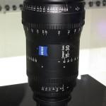 IBC2013: Zeiss mit WW-Compact Zoom und weiterem Anamorphoten