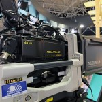 IBC2014: 4K-Broadcast-Kamera von Hitachi