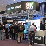 IBC2014: Weiterentwicklungen bei 8K und mehr