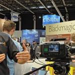 IBC2014-Video: Kameraneuheiten von Blackmagic