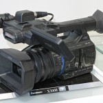 IBC2014-Video: HC-X1000 — 4K-Handheld von Panasonic