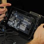 IBC2014: SmallHD-Monitor mit Farbkorrektur