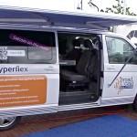 IBC2015-Video: Sat-Reportagefahrzeug Hyperflex von Broadcast Solutions