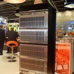IBC2015: Ihse präsentiert 576-Port Matrixswitch