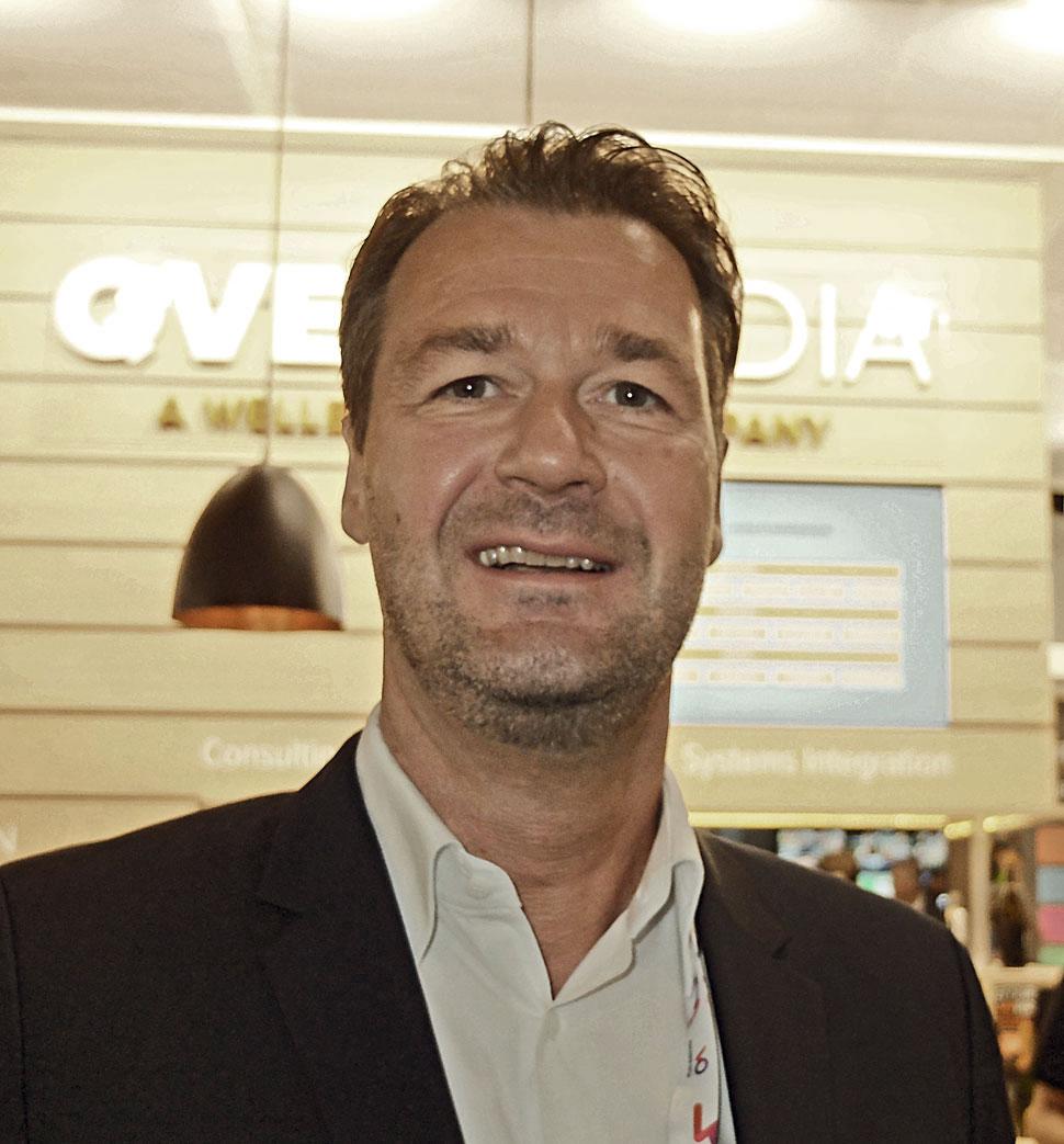 Peter Nöthen berichtet im Gespräch mit film-tv-video.de, dass der Firmenname ...