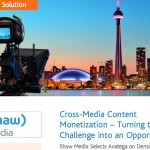 IBC2015: Shaw Media investiert in Avatega On Demand und AdStore