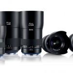 IBC2015: Neue Zeiss SLR-Objektivfamilie für ZE- und ZF.2-Mount