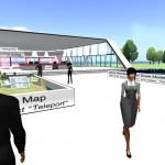 IBC2009: Harris setzt auf virtuelle Welten