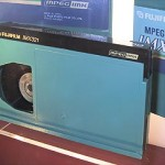 NAB2001: Fuji-Kassetten für MPEG-IMX, DVCPROHD und HDCAM
