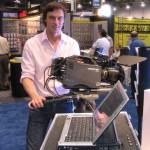 NAB2006: Highspeed-HD-Aufnahmen mit Weisscam
