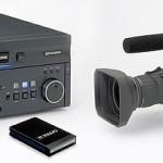 NAB2007: Ikegami und Toshiba kooperieren bei bandlosen Technologien