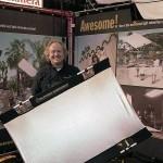 NAB2007: Reflektoren und Diffusoren vom Profi