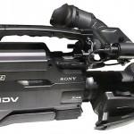 NAB2007: Sony zeigt Designmodell eines HDV-Schultercamcorders