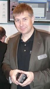 Porträt Norman Schlomka 2008