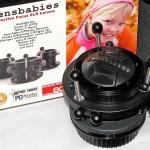 NAB2008: Lensbaby 3G nun auch mit PL-Mount