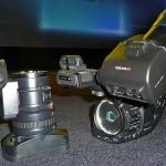 NAB2008: Fujinon kündigt 2/3-Zoll-Adapter für EX3 an