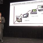 NAB2008: Thomson setzt weiter auf Mobile TV und Infinity