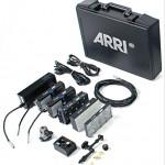 NAB2009: Videoreport mit Arri-Updates zum LED-Lichtkoffer, Scanner, QCP