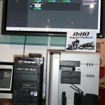 NAB2009: Blu-ray Archivierungssystem von Focus