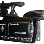 NAB2009: Panasonic zeigt kleinen AVCHD-Camcorder HMC40/41