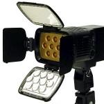 NAB2009: Produktpiraten kopieren LED-Leuchte von Sony