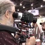 NAB2009-Video: Zacuto zeigt Kamerasupport für SLR- und andere Kameras