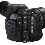 NAB2013: Canon kündigt Updates für C500, C300 und C100 an