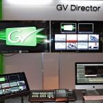 NAB2013: Grass Valley zeigt neuen Mischer GV Director
