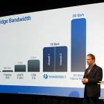 NAB2013: Intel gibt Thunderbolt-Ausblick